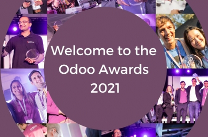 Odoo Awards - And the winners of the Odoo Awards 2021 are...